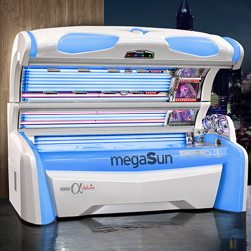 megaSun 6900 alpha deluxe