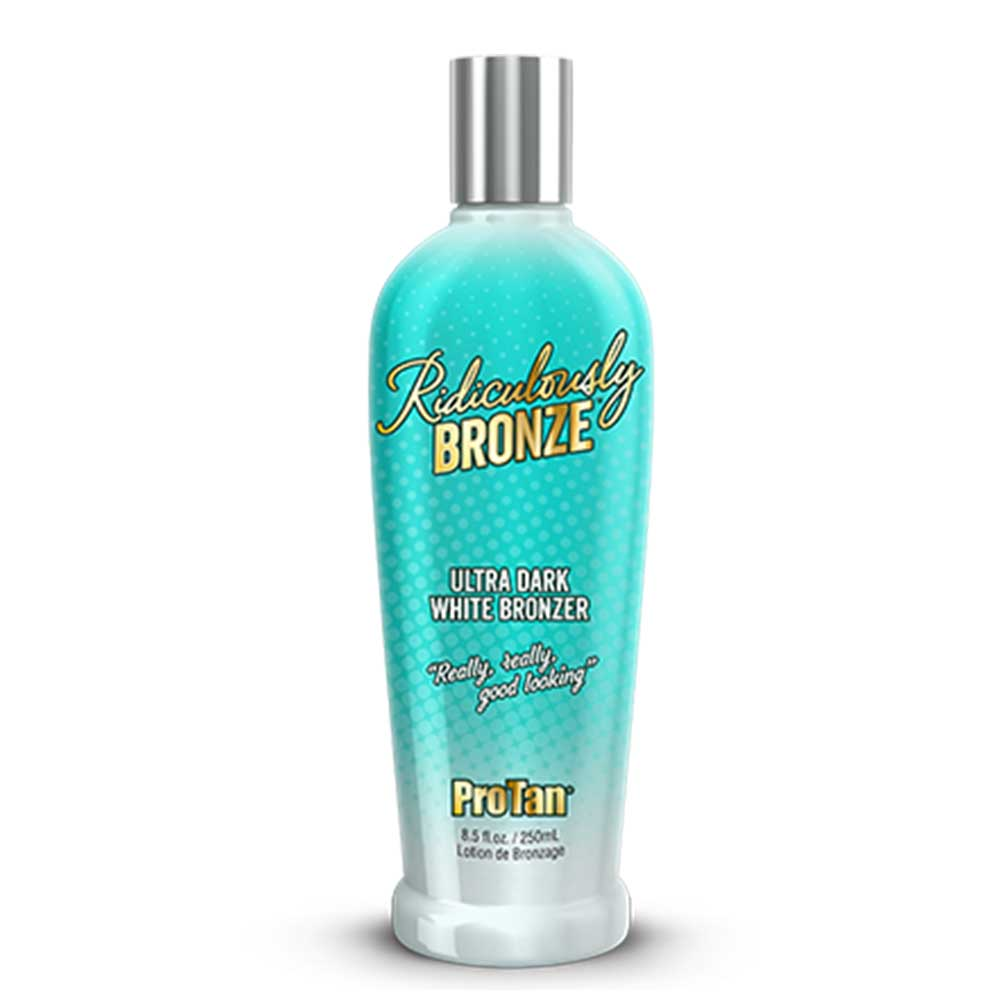 Pro Tan Ridiculously Bronze Blue Tanning Amp Beauty